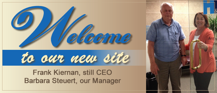 welcome to our site banner